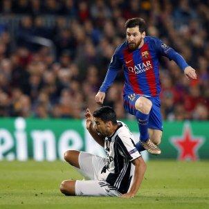 Leo Messi Barça Juventus Efe