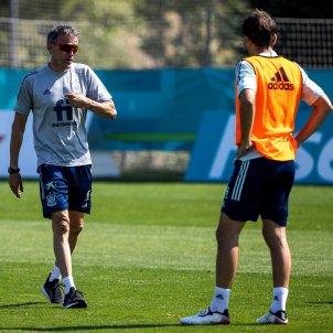 Luis Enrique entrenamiento seleccion espanola EFE