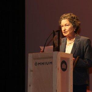 Maria Barbal recibe el Premi d'Honor de les Lletres Catalanes/Òmnium
