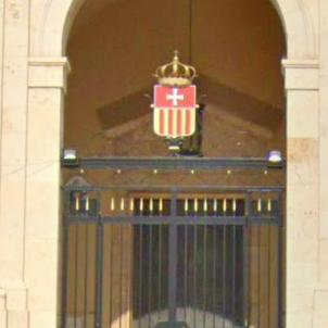 Funden Santa Maria del Bon Aire, futura Buenos Aires. Porta principal de Santa Maria del Bon Aire. Font Google
