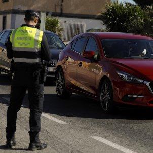 agentes policia multa EP