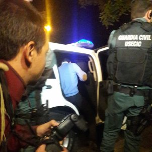 ignacio gonzalez detenido europa press