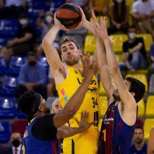 Barça baloncesto EFE