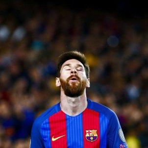 Leo Messi Barça Juventus Camp Nou Champions EFE