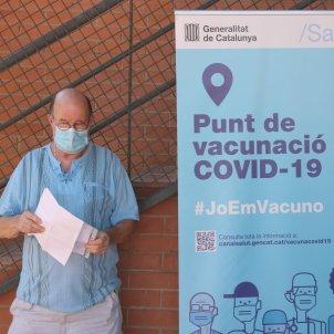 Marató vacunación Roses Covid ACN