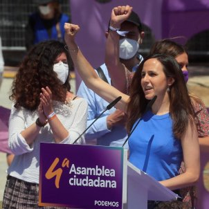 Ione Belarra nueva secretari general de Unidas Podemos Efe