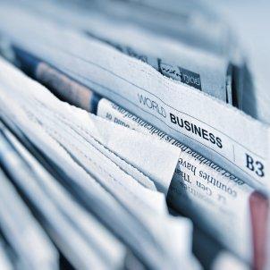 periodicos prensa internacional Unsplash AbsolutVision