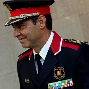 Trapero Major Mossos / EFE