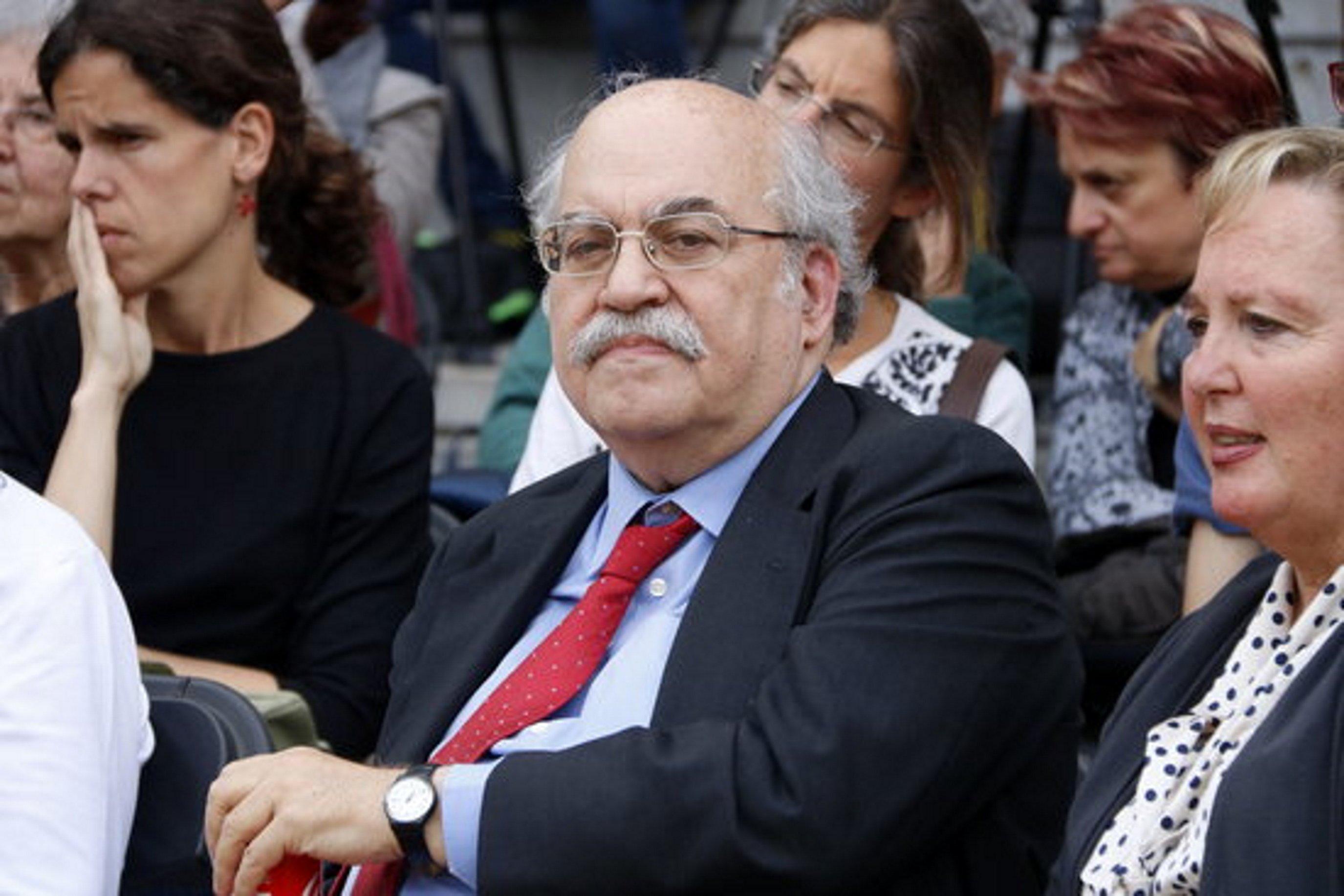 La persecución del Tribunal de Cuentas a Mas-Colell llega a 'The Times'