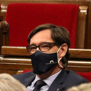salvador illa parlament psc - acn