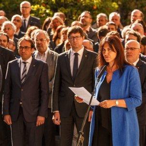 Acte Govern referèndum - Sergi Alcàzar