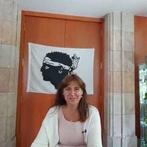 Laura Borràs Còrsega @lauraborras