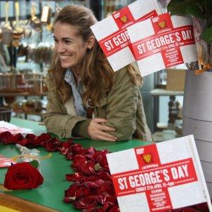 Sant Jordi a Londres ACN