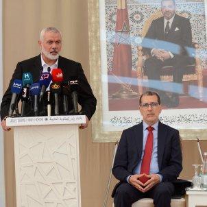 Líder Hamàs Marruecos EFE