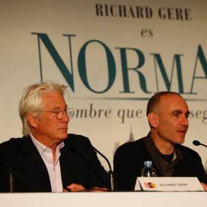 Richard Gere actor - Sergi Alcàzar
