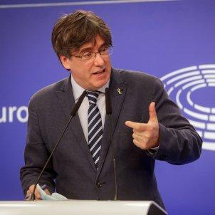 Carles Puigdemont Parlamento Europeo / Efe