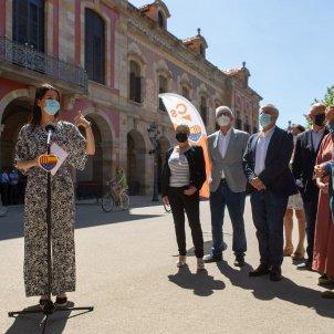 ArrimadasParlament de Catalunya Ciudadanos Efe