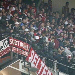 Bayern de Munic afició Reial Madrid Efe