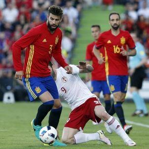 Pique-Seleccion-La Roja-Eurocopa-efe