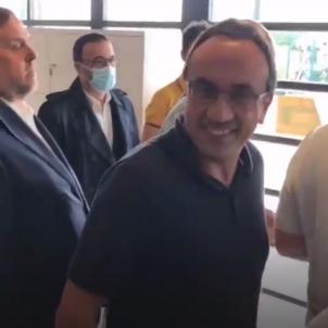 presos politicos salida prision lledoners controversia foto