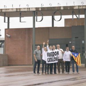 Presos Politics indult Lledoners - Sergi Alcazar