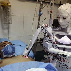 EuropaPress robot covid