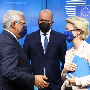 von der leyen charles michel cimera ue comissio europea consell europeu