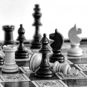derrota ajedrez jaque mate pixabay