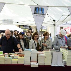 sant Jordi piles llibres laura gomez