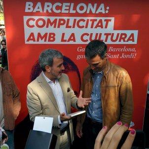 Pedro Sánchez Sant Jordi - EP