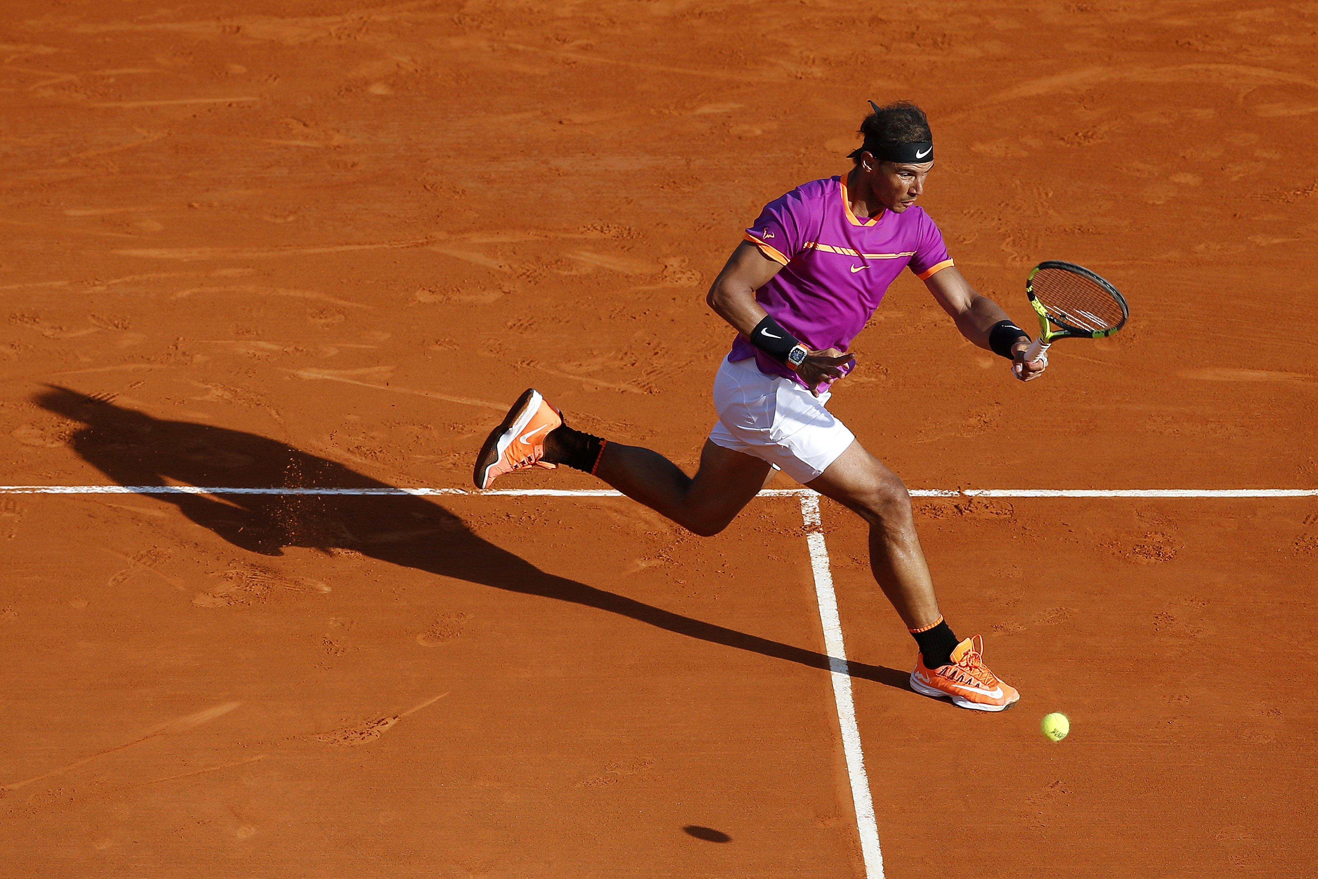 Rafa Nadal Masters 1000 Montecarlo Tennis Efe