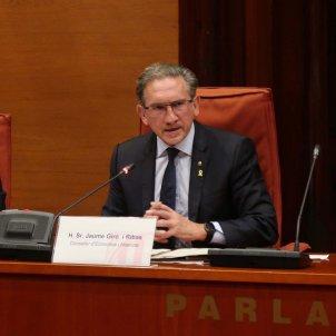 Compareixença Conseller Giró Parlament