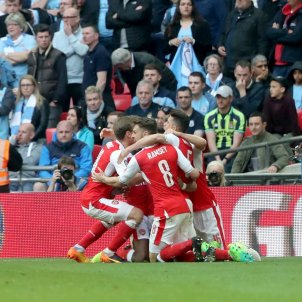 Alexis Sanchez gol Arsenal EFE