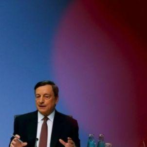Mario Draghi/ Reuters