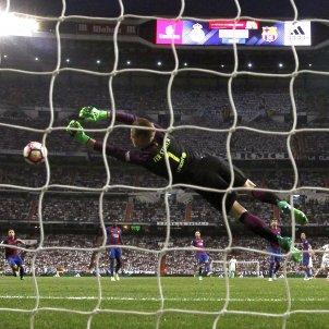Ter Stegen Barça Madrid EFE