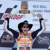 Marc Márquez GP Amèriques Moto GP Efe