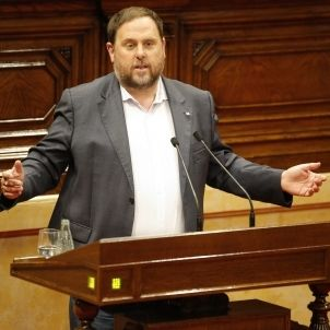 junqueras parlament sergi alcazar (2)