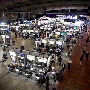 Vista aeria 4yfn mobile world congres - Efe
