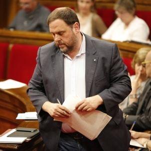 Oriol Junqueras / Sergi Alcázar