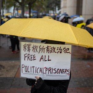 xina hong kong protestes llei seguretat pekin efe