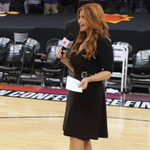 Rachel Nichols ESPN NBA @Rachel nichols