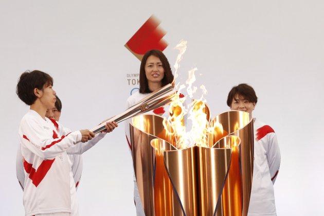 Llama olimpica Tokio 2020 Juegos Olimpicos EFE