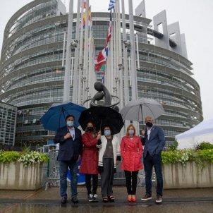 junqueras serret romeva forcadell bassa parlament europeu   erc