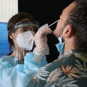 test antígenos Covid-19 festival Vida ACN