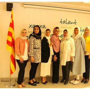 Dones Aràbia Catalunya