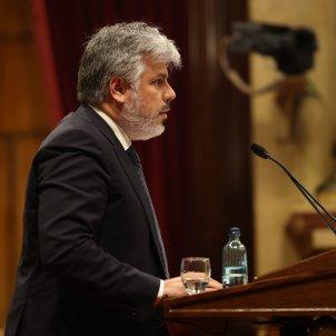 Batet en el pleno del parlament - Sergi Alcàzar