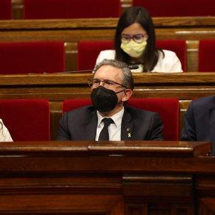 Giró, Roger Torrent en el pleno del parlament - Sergi Alcàzar