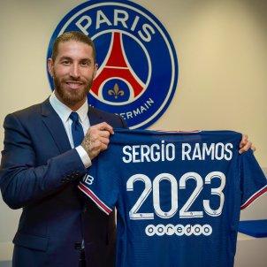 Sergio Ramos PSG 2023 @SergioRamos