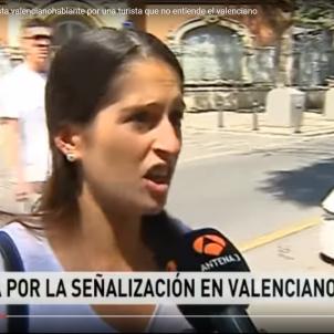 Periodista valenciana