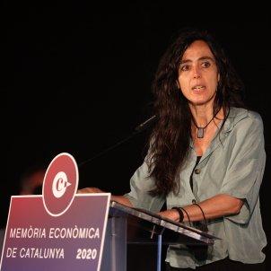 Llotja de Mar, Memoria economica de catalunya 2020 Monica Roca, Aragonès i Jaume Fàbregas - Sergi Alcàzar
